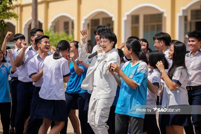 Gil Lê quay trở lại Thiếu Niên Nói 2021, vai trò mới toanh khiến fan bất ngờ Ảnh 3