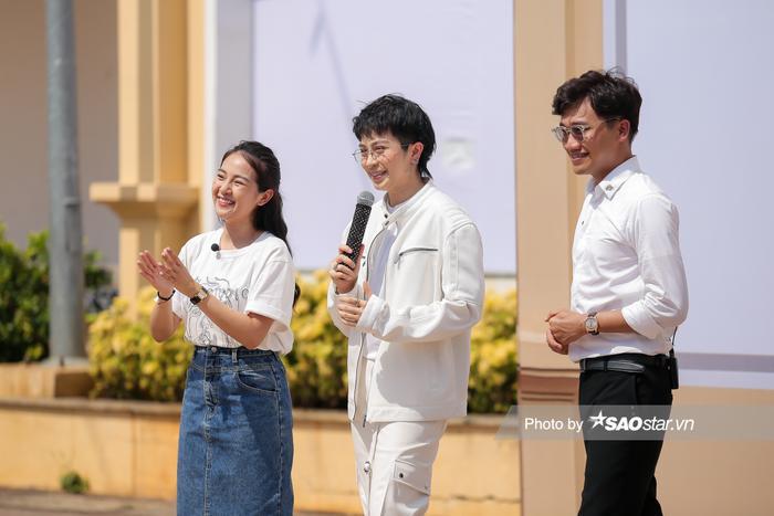 Gil Lê quay trở lại Thiếu Niên Nói 2021, vai trò mới toanh khiến fan bất ngờ Ảnh 5