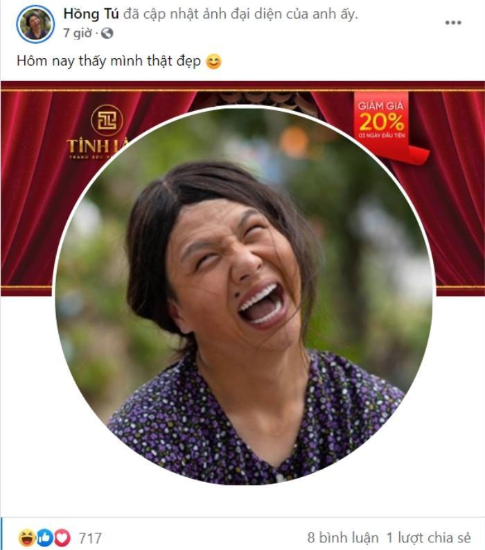 Dân mạng 'lú não' khi loạt sao Việt bất ngờ đổi ảnh đại diện 'râu ông nọ cắm cằm bà kia' Ảnh 5