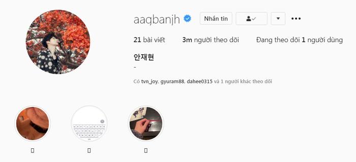 Ahn Jae Hyun theo dõi 1 tài khoản duy nhất, Goo Hye Sun 'bít cửa' nhưng vẫn lụy tình chồng cũ? Ảnh 5