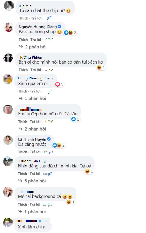 'Cá sấu chúa' Quỳnh Nga lại khiến fan không thể rời mắt vì vòng 1 gợi cảm Ảnh 5