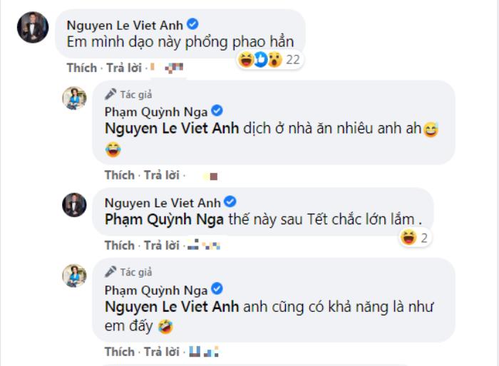 'Cá sấu chúa' Quỳnh Nga lại khiến fan không thể rời mắt vì vòng 1 gợi cảm Ảnh 3