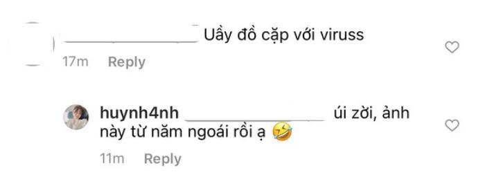 Bị 'soi hint' hẹn hò cùng ViruSs, Huỳnh Anh vừa đính chính tin đồn đã có động thái tiếp theo đầy bất ngờ Ảnh 2