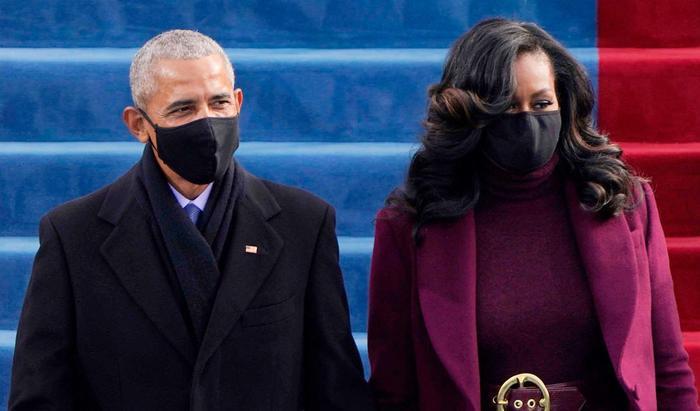 Cựu tổng thống Barack Obama không hiểu tại sao mọi người lại thích kiểu tóc của vợ Ảnh 4