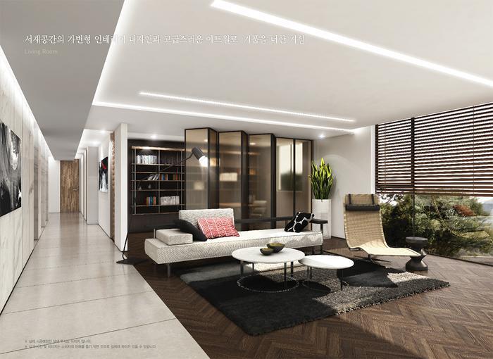 Tiết lộ nội thất căn Penthouse 100 tỷ của Hyun Bin và 'vợ sắp cưới' Son Ye Jin! Ảnh 6