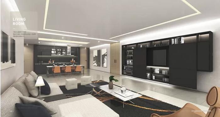 Tiết lộ nội thất căn Penthouse 100 tỷ của Hyun Bin và 'vợ sắp cưới' Son Ye Jin! Ảnh 4