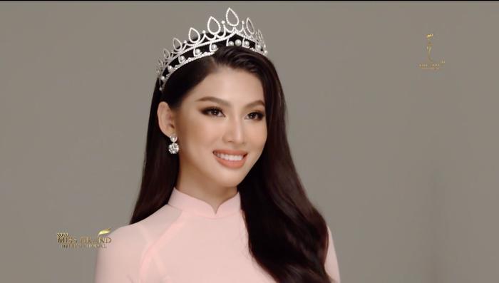 Ngọc Thảo tung Video Intro Miss Grand đầy tự tin: 'Tôi là Tân Hoa hậu Hòa bình, làm quen với điều đó đi' Ảnh 3