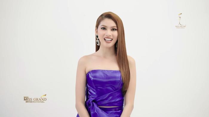 Ngọc Thảo tung Video Intro Miss Grand đầy tự tin: 'Tôi là Tân Hoa hậu Hòa bình, làm quen với điều đó đi' Ảnh 2