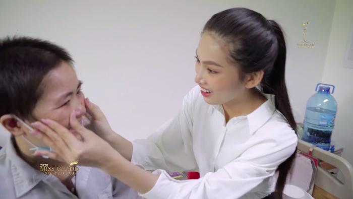 Ngọc Thảo tung Video Intro Miss Grand đầy tự tin: 'Tôi là Tân Hoa hậu Hòa bình, làm quen với điều đó đi' Ảnh 7
