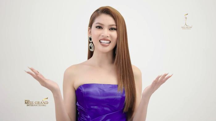Ngọc Thảo tung Video Intro Miss Grand đầy tự tin: 'Tôi là Tân Hoa hậu Hòa bình, làm quen với điều đó đi' Ảnh 10