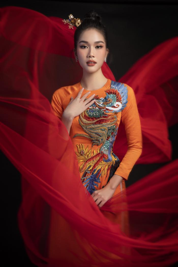 Chính thức: Phương Anh đại diện Việt Nam thi Hoa hậu Quốc tế 2020, fan khen ngợi 'Chuẩn gái Nhật đó' Ảnh 10