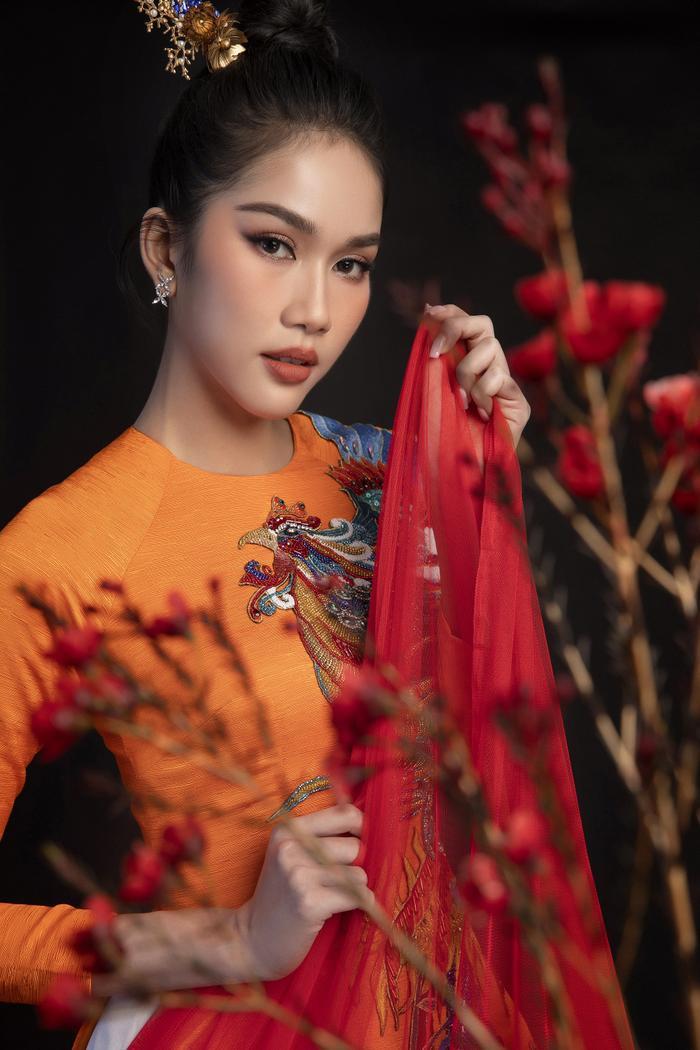 Chính thức: Phương Anh đại diện Việt Nam thi Hoa hậu Quốc tế 2020, fan khen ngợi 'Chuẩn gái Nhật đó' Ảnh 12