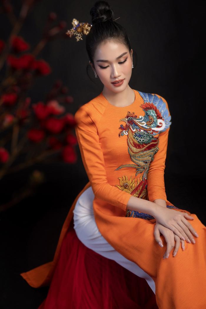 Chính thức: Phương Anh đại diện Việt Nam thi Hoa hậu Quốc tế 2020, fan khen ngợi 'Chuẩn gái Nhật đó' Ảnh 13