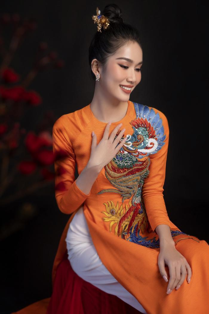 Chính thức: Phương Anh đại diện Việt Nam thi Hoa hậu Quốc tế 2020, fan khen ngợi 'Chuẩn gái Nhật đó' Ảnh 14