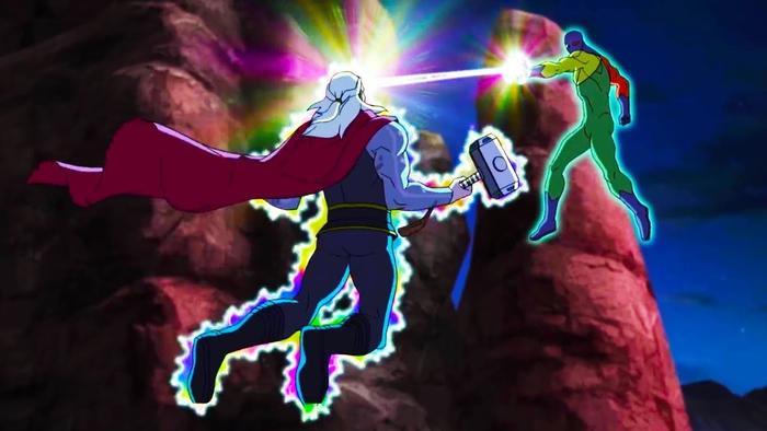 'Green Lantern của Marvel' sẽ đối đầu với Thanos trong sự kiện mới Ảnh 2