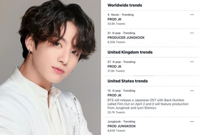 Jungkook 'phá đảo' trending Twitter khi xác nhận vai trò đặc biệt trong sản phẩm mới của BTS Ảnh 5