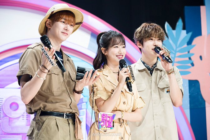 Sau The Show, M!Countdown, show âm nhạc Inkigayo cũng tiếp nối 'thay máu' dàn MC mới Ảnh 3