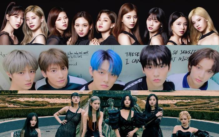 Fan tò mò danh tính girlgroup vừa mới debut đã được về 'chung nhà' Mỹ tiến với Twice, (G)I-DLE Ảnh 6