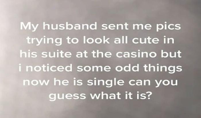 Chụp ảnh selfie gửi vợ, anh chồng không ngờ bị lộ chuyện ngoại tình Ảnh 1