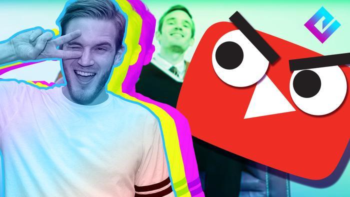 PewDiePie gặp hạn đầu năm: Bị YouTube gỡ bỏ video, hơn 10 triệu lượt xem 'bay màu' chỉ trong 1 nốt nhạc Ảnh 1