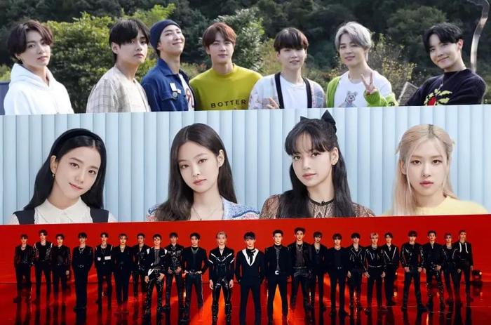 BXH thương hiệu nhóm nhạc KPop tháng 2/2021: NCT, Seventeen thăng hạng ầm ầm mà vẫn chưa làm gì được BTS Ảnh 1