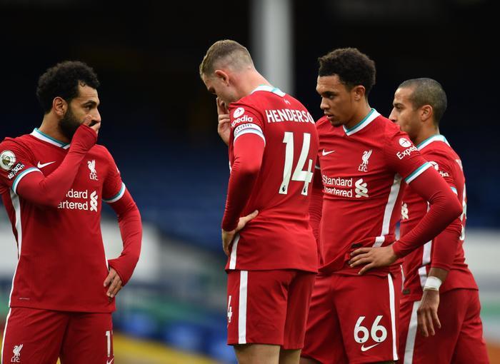 Liverpool lập kỷ lục buồn sau gần 100 năm Ảnh 1