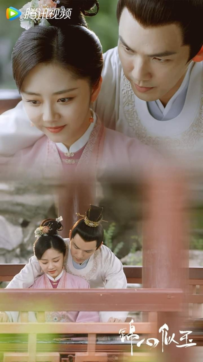 Chung Hán Lương - Đàm Tùng Vận lộ cảnh thân mật trên giường ở phim mới, Vương Nhất Bác bị réo tên Ảnh 10
