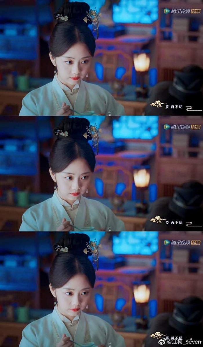 Chung Hán Lương - Đàm Tùng Vận lộ cảnh thân mật trên giường ở phim mới, Vương Nhất Bác bị réo tên Ảnh 6