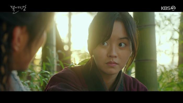 Rating phim 'Sông Đón Trăng Lên' của Kim So Hyun giảm lần đầu tiên sau 3 tập lên sóng Ảnh 1