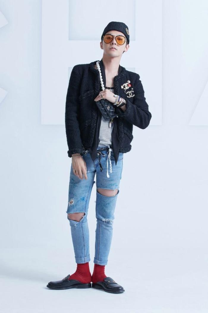 Sau tin đồn hẹn hò, hai đại sứ Chanel G-Dragon và Jennie Black Pink được fans mong chờ đi show cùng nhau Ảnh 3
