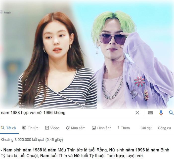 Fan Việt soi 'duyên số' G-Dragon - Jennie, đắng cay kết quả Sơn Tùng - Hải Tú: Tiếc cho Thiều Bảo Trâm Ảnh 2