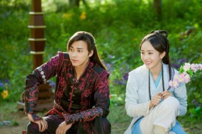 Dương Mịch từng bị sảy thai, bí mật kết hôn với Lý Dịch Phong, vậy Ngụy Đại Huân là gì đây? Ảnh 7