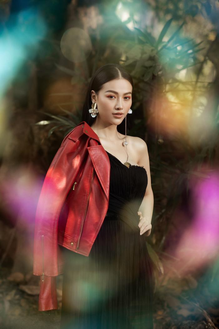 Hoa hậu Phương Khánh tái xuất đẹp mê hồn sau thời gian 'bốc hơi' Vbiz, dính tin đồn có bầu Ảnh 11