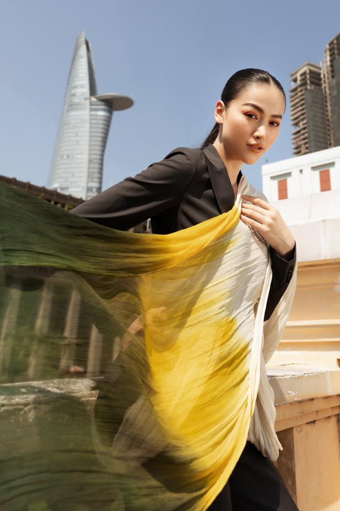 Hoa hậu Phương Khánh tái xuất đẹp mê hồn sau thời gian 'bốc hơi' Vbiz, dính tin đồn có bầu Ảnh 18