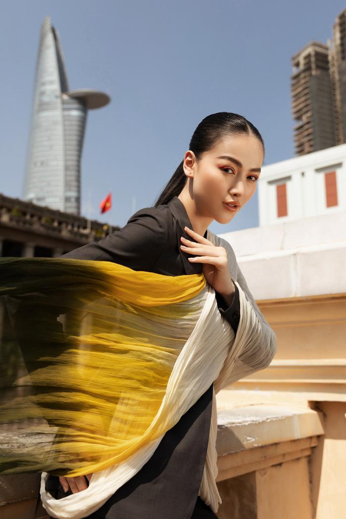 Hoa hậu Phương Khánh tái xuất đẹp mê hồn sau thời gian 'bốc hơi' Vbiz, dính tin đồn có bầu Ảnh 20