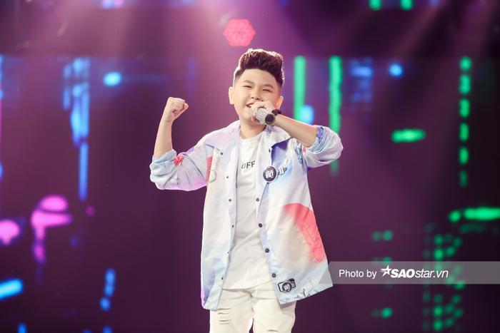 Minh Thư - Song Tùng đội BigLy trình diễn ca khúc mới gây nghiện 'Muợn sữa làm quen' siêu cấp đáng yêu Ảnh 5