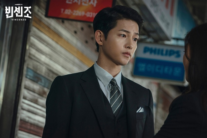 'Vincenzo': Ngoài Song Joong Ki , 'tình mới' Jeon Yeo Bin có gì hay ho? Ảnh 1