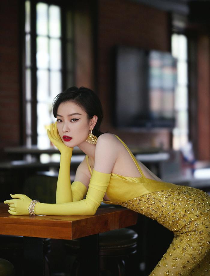 Đêm hội Weibo 2020: Cận cảnh nhan sắc Triệu Lệ Dĩnh, Nhiệt Ba - Cúc Tịnh Y, Dương Tử và loạt mỹ nhân Cbiz Ảnh 7