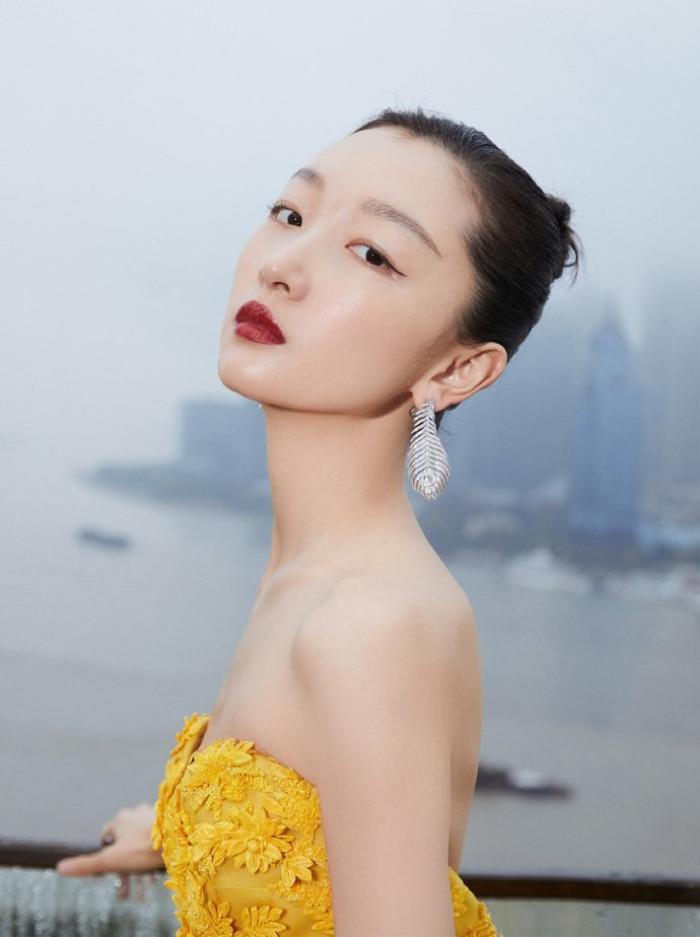 Đêm hội Weibo 2020: Cận cảnh nhan sắc Triệu Lệ Dĩnh, Nhiệt Ba - Cúc Tịnh Y, Dương Tử và loạt mỹ nhân Cbiz Ảnh 8