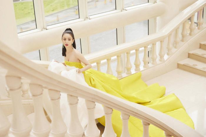 Đêm hội Weibo 2020: Cận cảnh nhan sắc Triệu Lệ Dĩnh, Nhiệt Ba - Cúc Tịnh Y, Dương Tử và loạt mỹ nhân Cbiz Ảnh 9