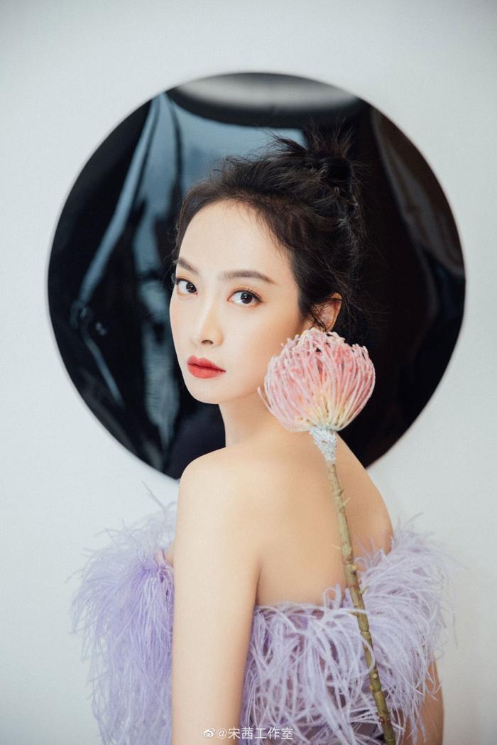 Đêm hội Weibo 2020: Cận cảnh nhan sắc Triệu Lệ Dĩnh, Nhiệt Ba - Cúc Tịnh Y, Dương Tử và loạt mỹ nhân Cbiz Ảnh 12