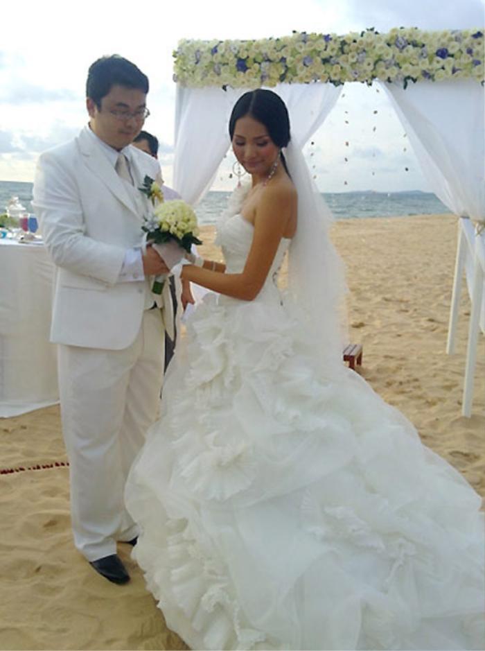 3 'nữ hoàng nhan sắc' Lan Khuê - Thúy Vân - Đặng Thu Thảo làm dâu nhà hào môn, hạnh phúc viên mãn Ảnh 2