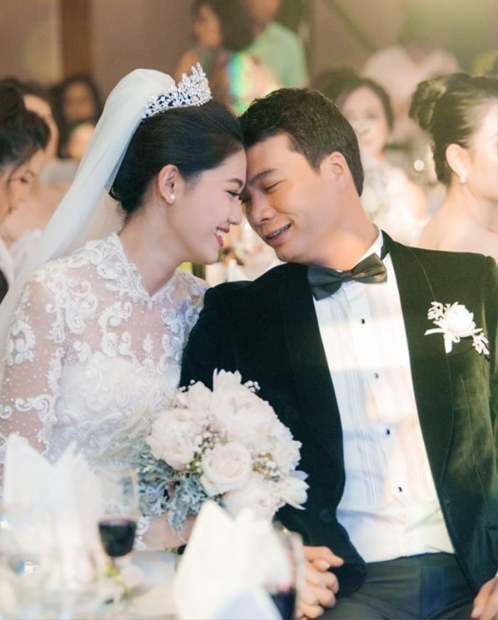 3 'nữ hoàng nhan sắc' Lan Khuê - Thúy Vân - Đặng Thu Thảo làm dâu nhà hào môn, hạnh phúc viên mãn Ảnh 13