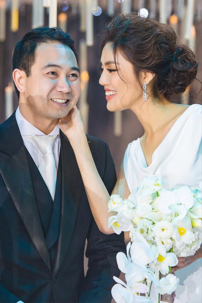 3 'nữ hoàng nhan sắc' Lan Khuê - Thúy Vân - Đặng Thu Thảo làm dâu nhà hào môn, hạnh phúc viên mãn Ảnh 17