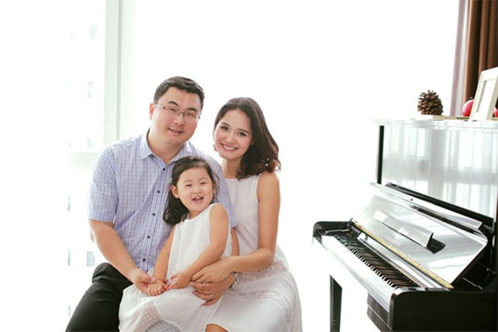 3 'nữ hoàng nhan sắc' Lan Khuê - Thúy Vân - Đặng Thu Thảo làm dâu nhà hào môn, hạnh phúc viên mãn Ảnh 3