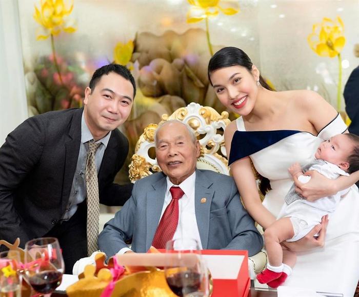 3 'nữ hoàng nhan sắc' Lan Khuê - Thúy Vân - Đặng Thu Thảo làm dâu nhà hào môn, hạnh phúc viên mãn Ảnh 19