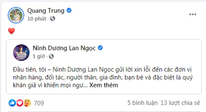 Loạt sao Việt động viên an ủi Ninh Dương Lan Ngọc sau nghi vấn rò rỉ clip nóng! Ảnh 15