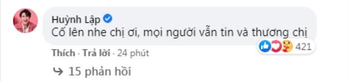 Loạt sao Việt động viên an ủi Ninh Dương Lan Ngọc sau nghi vấn rò rỉ clip nóng! Ảnh 9
