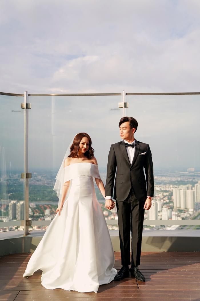 Quốc Trường - Bảo Anh tung ảnh cưới lãng mạn, Minh Hằng nổi điên gây lộn ở quán bar trong 'Bẫy ngọt ngào' Ảnh 4