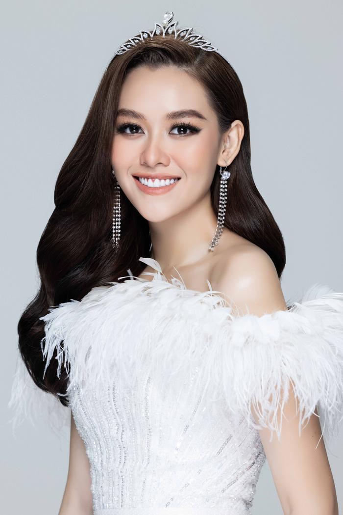Lương Thuỳ Linh, Kiều Loan, Tường San đẹp lộng lẫy, khởi động Miss World Vietnam 2021 Ảnh 12